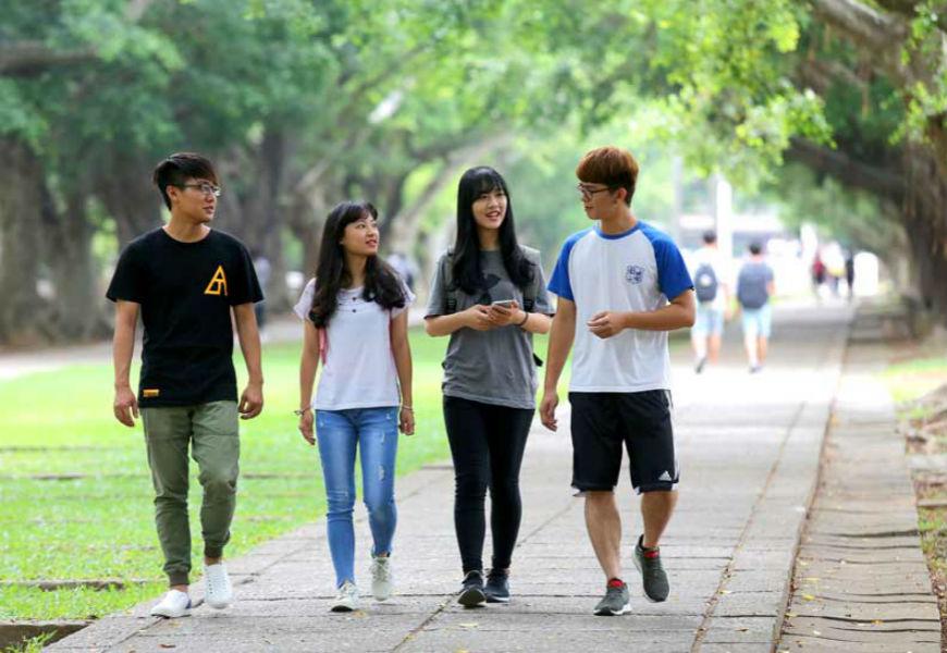 2018 台灣最佳大學排行榜分榜排名